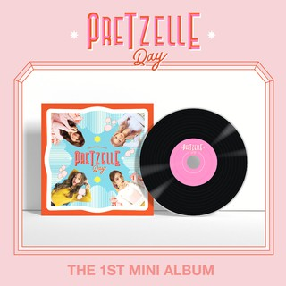 PRETZELLE DAY Mini Album