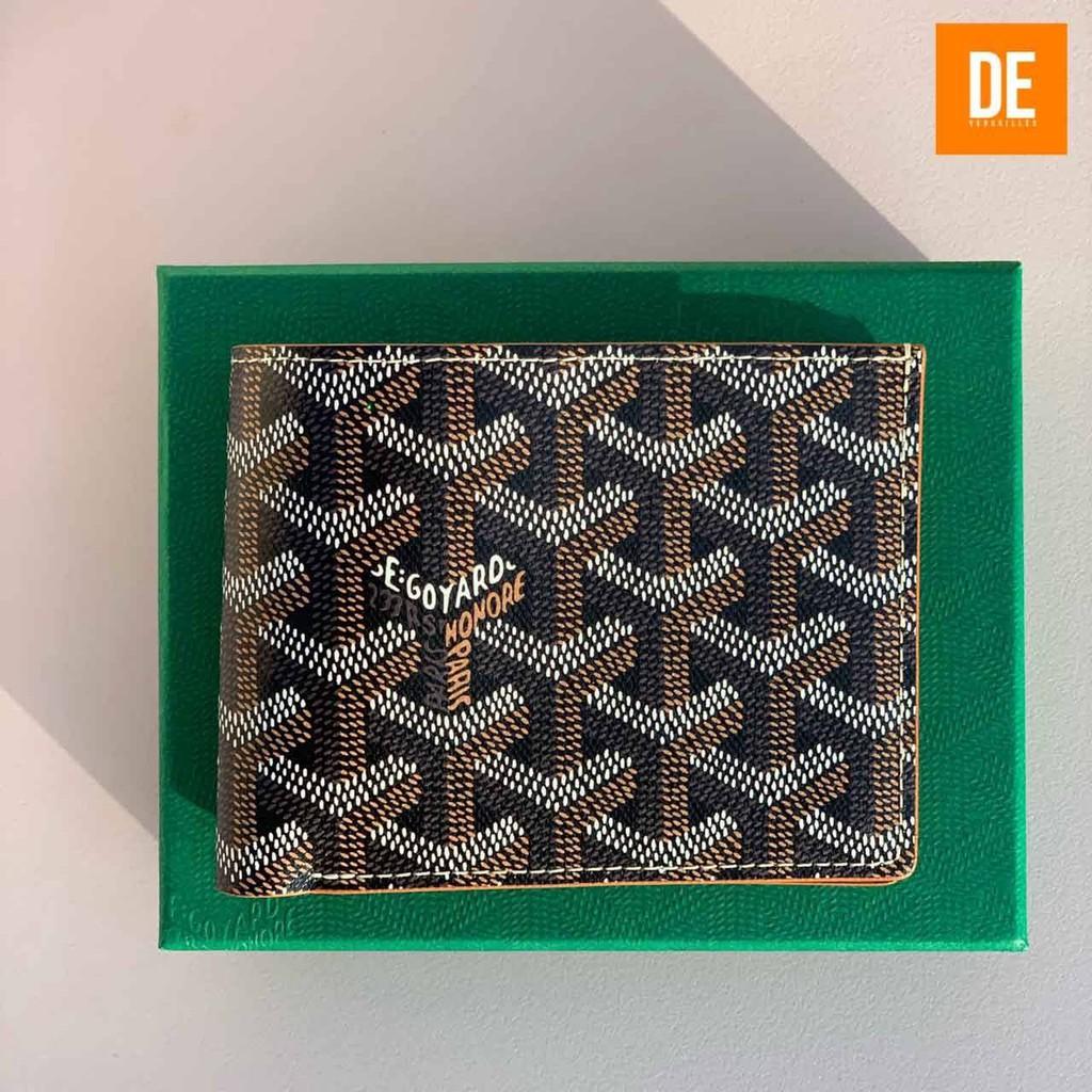 กระเป๋าสตางค์ New Goyard 8 Card Wallet - GU0265A