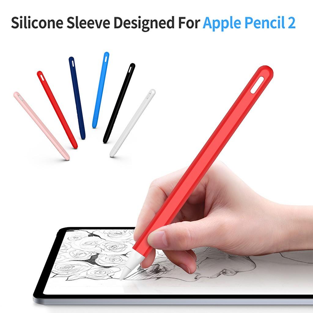 เคสซิลิโคนสำหรับ iPad Pro Apple Pencil 2