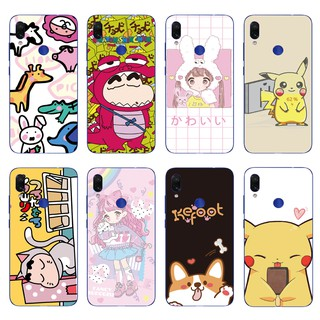 Review เคส Cartoon Pikachu Soft Cover Xiaomi Redmi 7 S2 / Note 7 6 5 Pro TPU Case