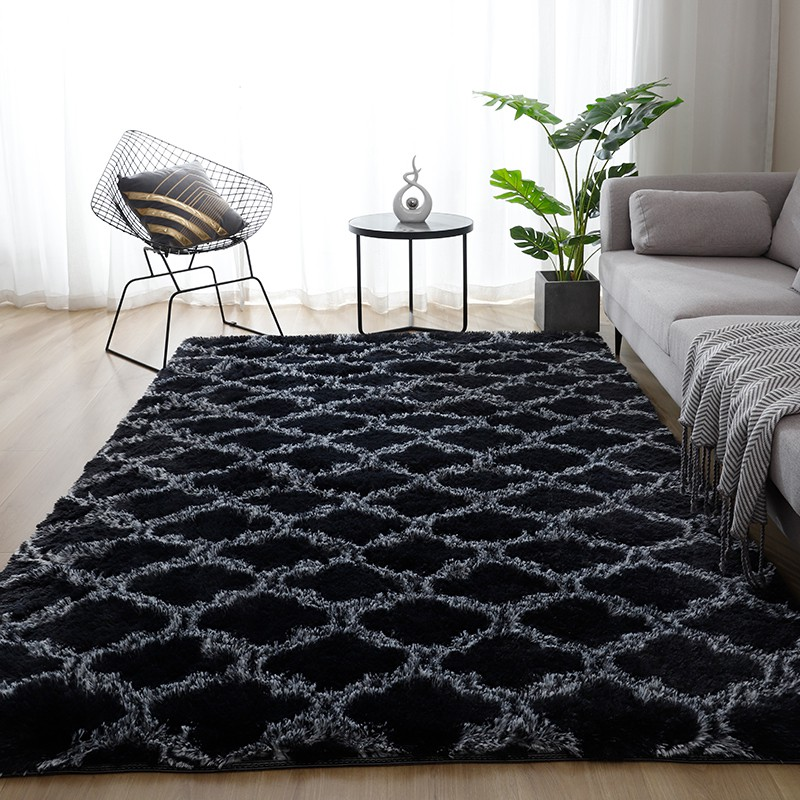 Soft Indoor Large Modern Area Rugs, Soft Area Rugs For Living Room
