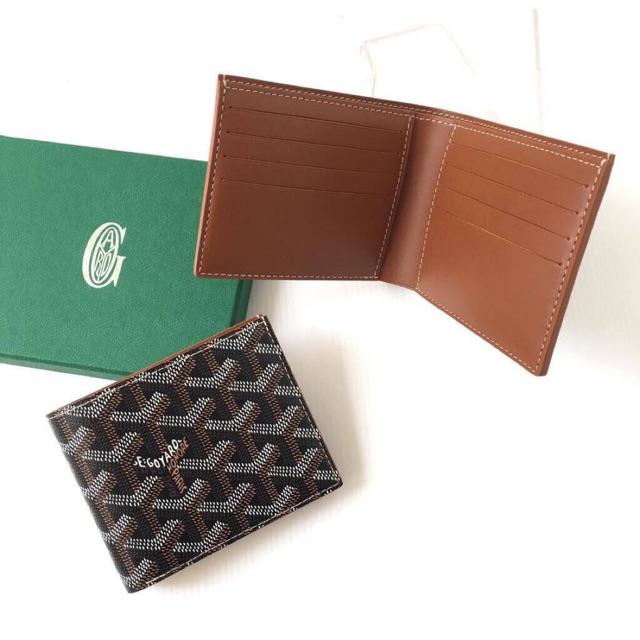 Goyard short wallet