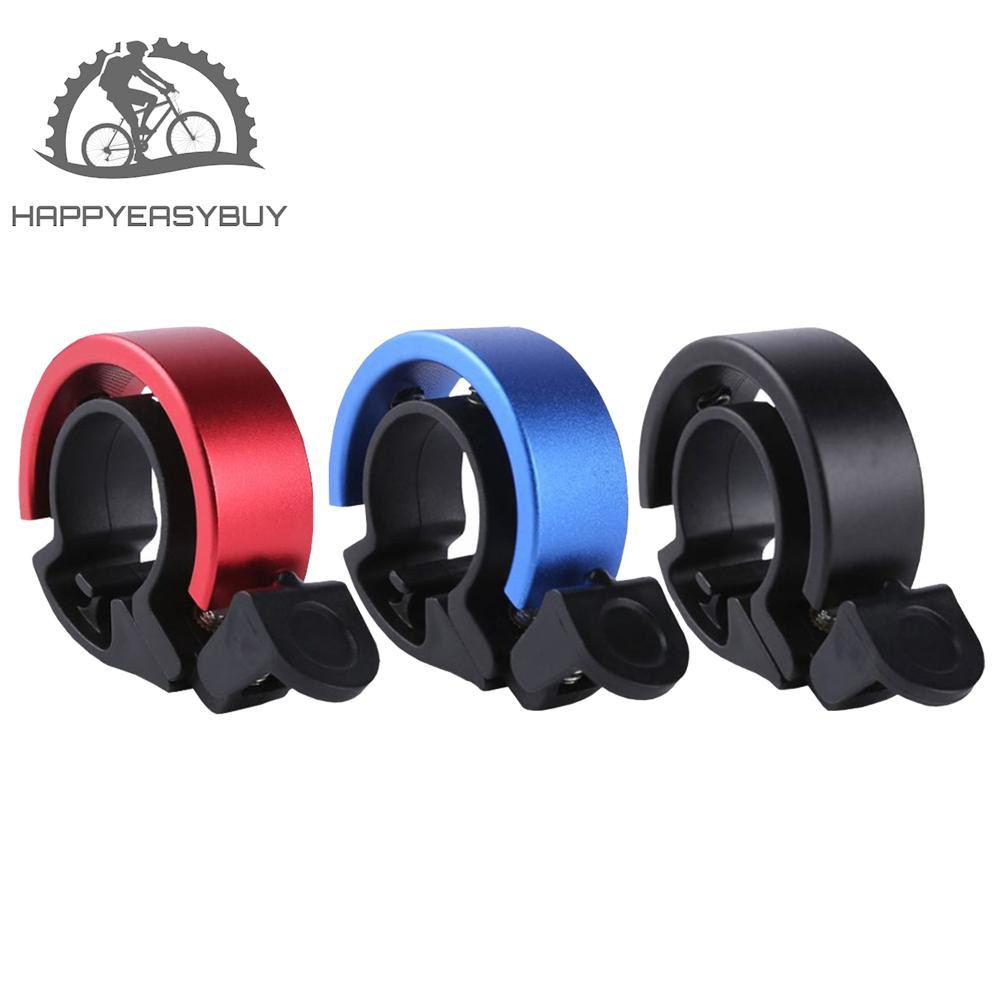MTB Bike Aluminum Alloy Horn Bicycle Cycling Handlebar Sound Alarm Ring Bell