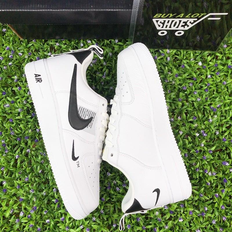 Nike Air Force 1 '07 LV8 Utility Black Tick AJ7747-100