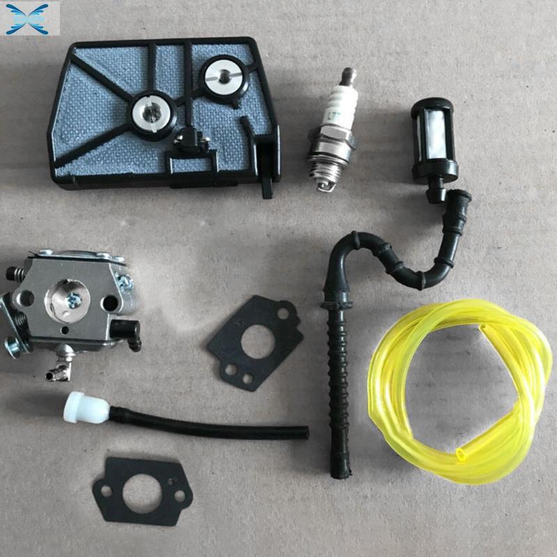 ชุดคาร์บูเรเตอร์สําหรับ Stihl ปะเก็นหัวเทียนกรองอากาศ 028 Aavseqwb Fuel Filter