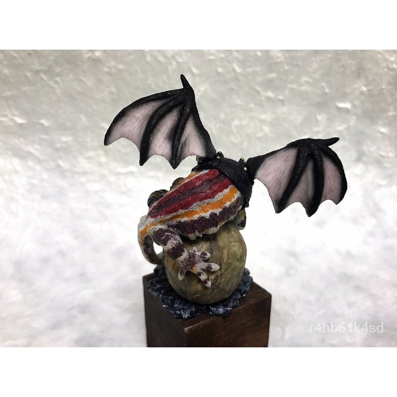 Resin Figure Kit lizard Animal Unainted Garage Resin Kit#¥%¥# Z6l1