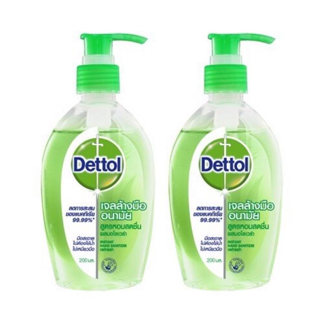 Dettol เจลล้างมือ ขนาด200ml