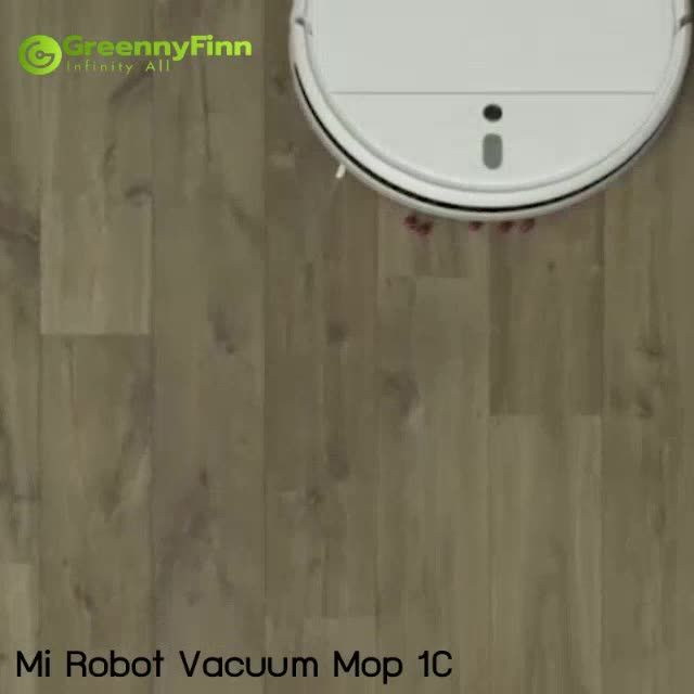 Xiaomi Mi Robot Vacuum Mop 1C หุ่นยนต์ดูดฝุ่น-ถูพื้นอัตโ