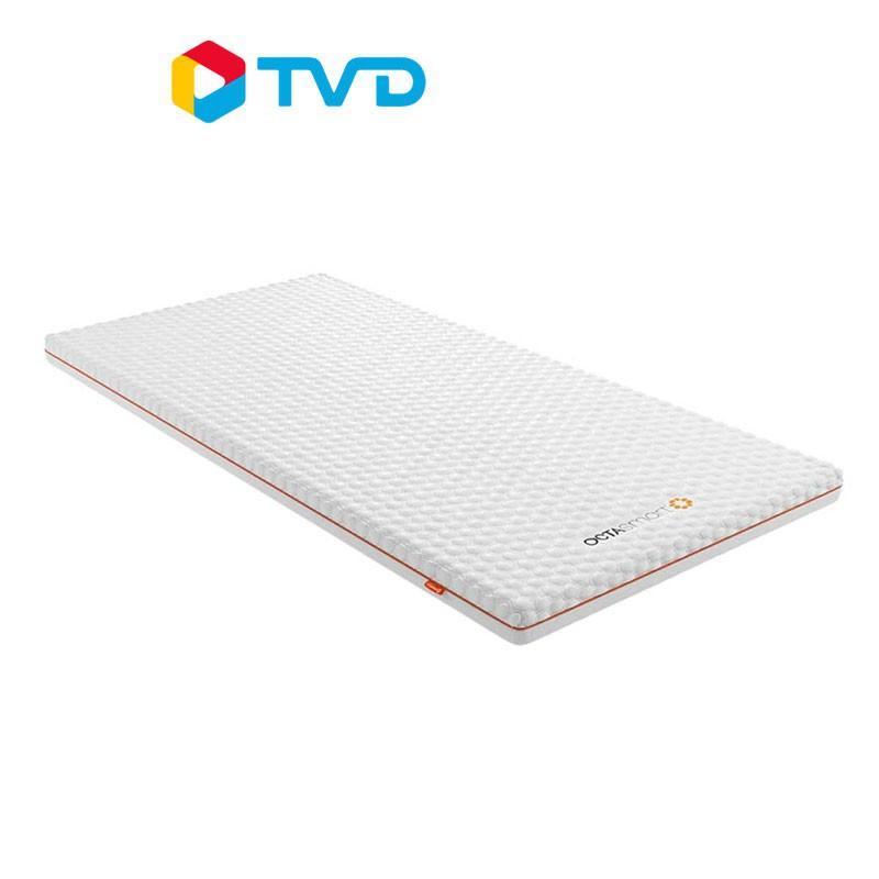 TPP ท็อปเปอร์ Octasmart Plus Topper Single Size 3.5 FT ท๊อปเปอร์แผ่นรองนอน ขนาด 3.5 ฟุต โดย T ที่นอน รองนอน แจ้งสีในแชท