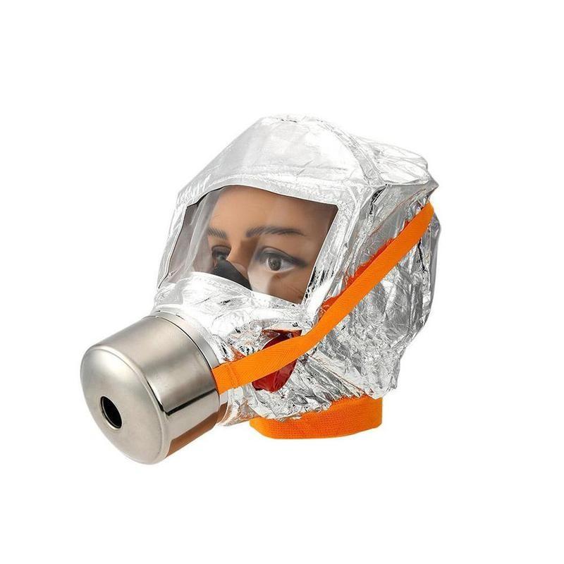 หน้ากากออกซิเจนแก๊สคาร์บอนมอนอกไซด์