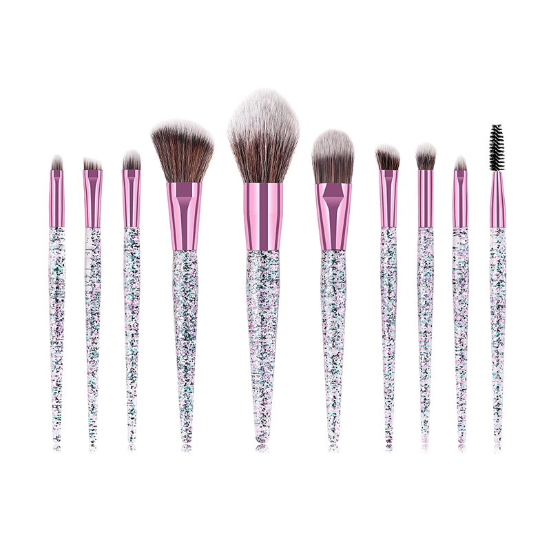 ICE Resin Essentials Brushes 6pcs Angled