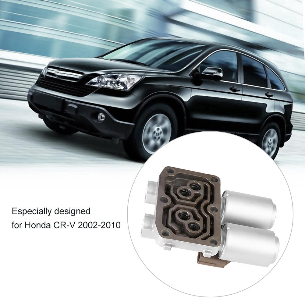 1x Transmission Dual Linear Shift Solenoid Valve for Honda Accord CR-V Acura RSX