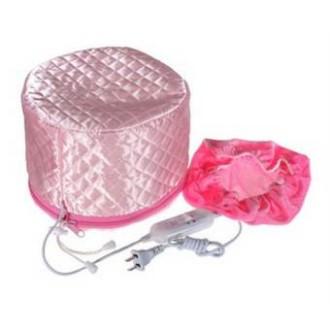 [จัดส่งฟรี]หมวกอบไอน้ำด้วยตัวเอง (สีชมพู)