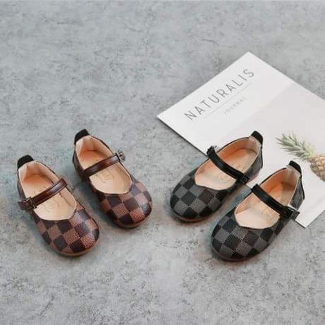รองเท้าคัชชูเด็ก