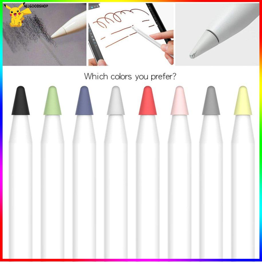 ✨AGST16✨Silicone Pen Tip Protective Cover For Apple Pencil 1/2 Simple Installation