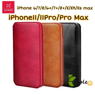 Review XUNDD GRA SERIES แท้ เคสหนังฝาพับ กระเป๋าสตางค์ iPhone 11/iPhone11 Pro/11 Pro Max Leather Wallet