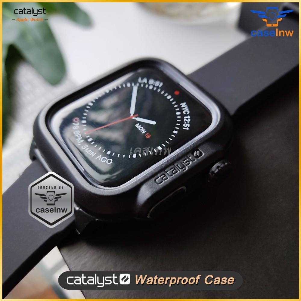 [Apple Watch 6 / SE] เคส Catalyst Waterproof Case : Apple Watch Series 6 / 5 / 4 / SE ขนาด 44mm l เคสกันน้ำ l เคส + สาย