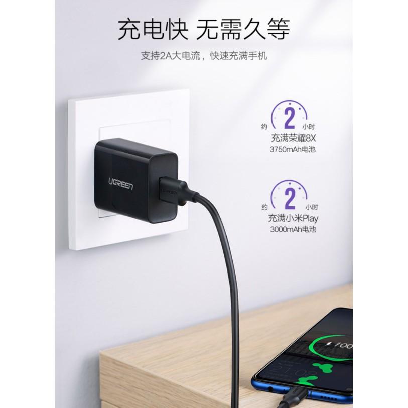 ข้อมูลแอนดรอยด์สายไมโครชาร์จที่รวดเร็วชุดหูฟัง USB สายชาร์จสั้นที่ชาร์จแบตในรถขยายสายสำหรับ Huawei Nova3i Millet Oppo Gl