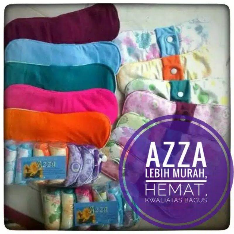 ผ้าผ้าอนามัย | Azza ล้างทําความสะอาดได้