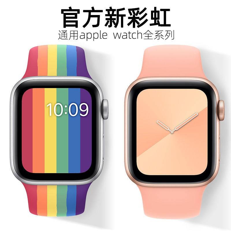 สาย applewatch สายแอปเปิ้ลวอช บังคับ iWatch6 รุ่น Apple Watch SE SE SE สาย AppleWatch สาย 42/38/40 / 44m3 / 4/5 รุ่น