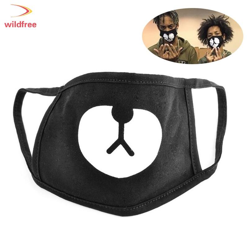 Cute Fashion Lucky Bear Cotton Mouth Face Mask Facial Protective Cover Masks