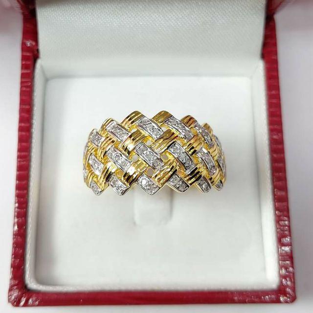 แหวนเพชรแท้ ทองคำแท้ ราคาโรงงาน