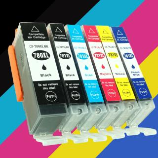 PGI 780 CLI 781Canon printer PGI780 CLI781 ink cartridge TS8270 TS8370 TS6370 TS8170 780 TS9570 TS9170 TR8570 TS6170