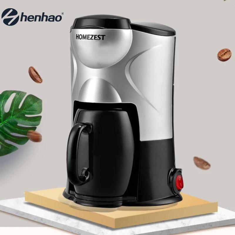 (ขายล้างสต็อก) เครื่องชงกาแฟ เครื่องชงกาแฟอัตโนมัติขนาดเล็ก แบบพกพา เครื่องทำกาแฟกึ่งอัตโนมติ Small coffee machine สินค้