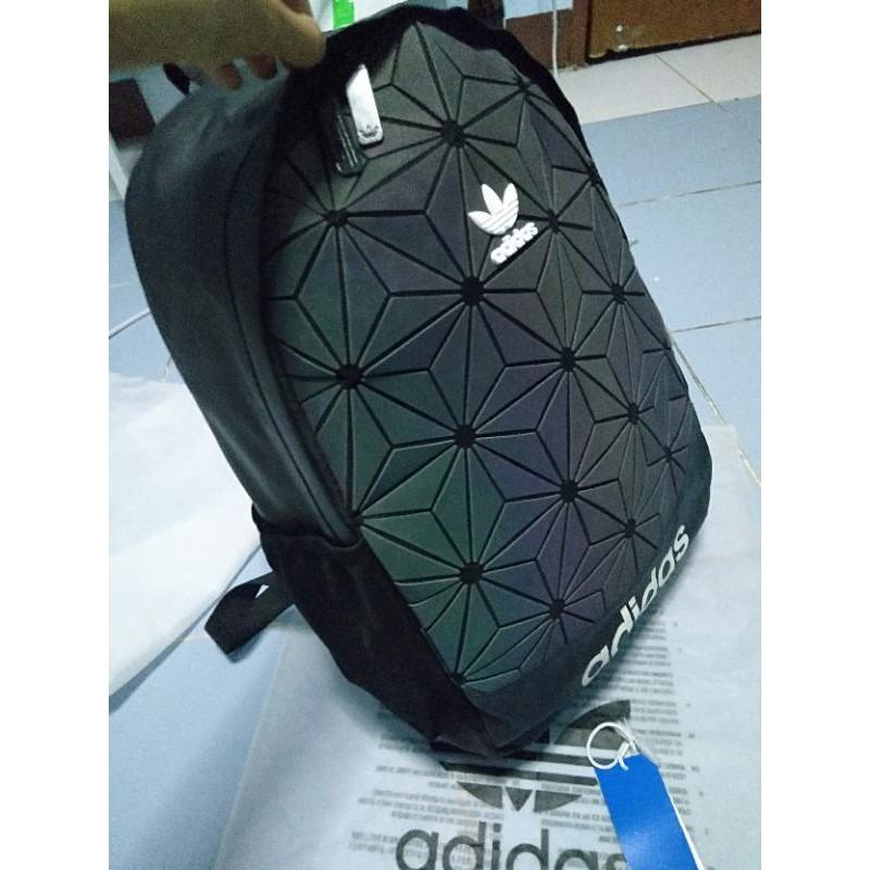 🎒กระเป๋า adidas 3d roll top backpackแท้100%