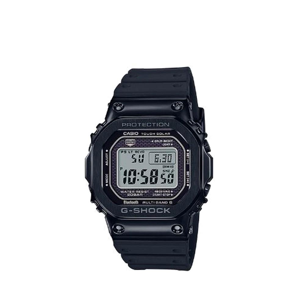 CASIO นาฬิกาข้อมือ G-SHOCK PREMIUM รุ่น GMW-B5000G-1DR นาฬิกากันน้ำ สายสแตนเลส