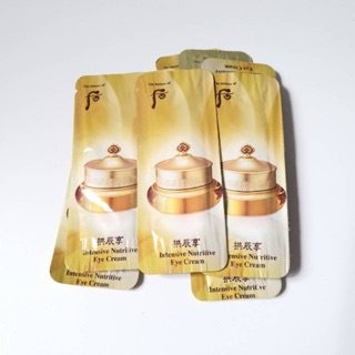 The History of whoo Intensive Nutritive Eye c