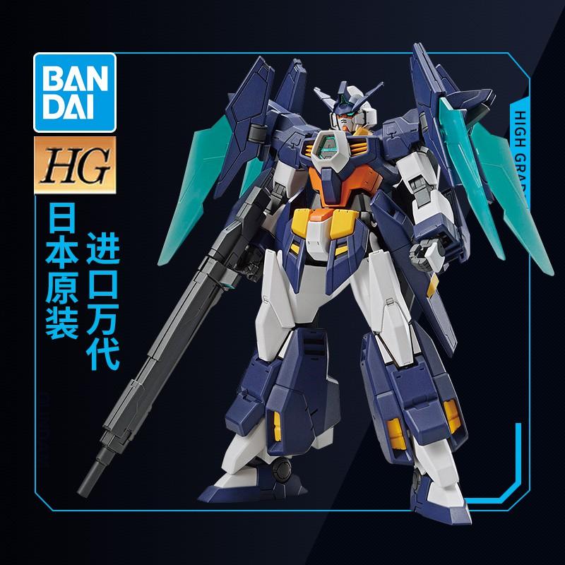 Xm ~ Bandai Gundam Assembly โมเดล Hg Hgbd : R Shaper Rery Age Magnum Gun ของเล่นสําหรับเด็ก