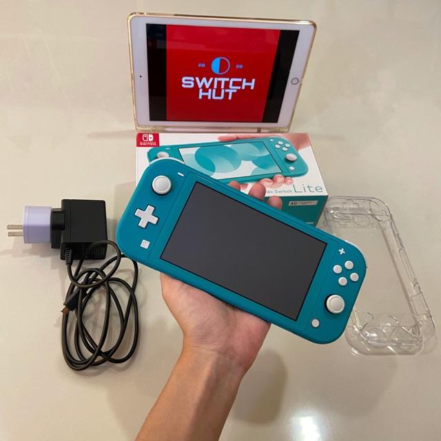 มือสอง Nintendo Switch Lite