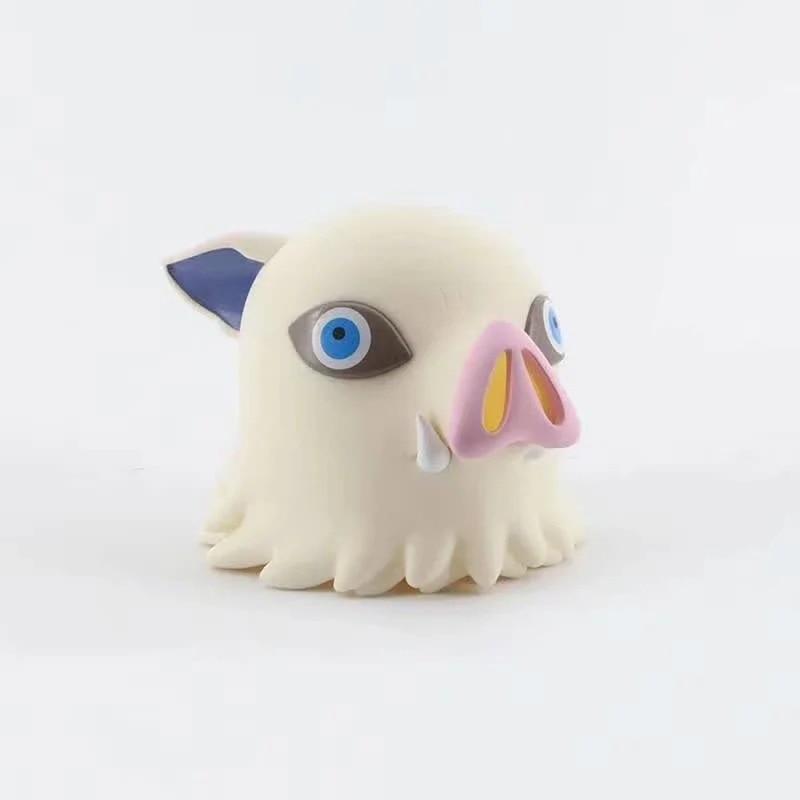 Demon Slayer Hashibira Inosuke Piggy Bank Action Figure Model Toy Kimetsu no Yaiba Anime Figurine Inosuke Mask 150mm Toy