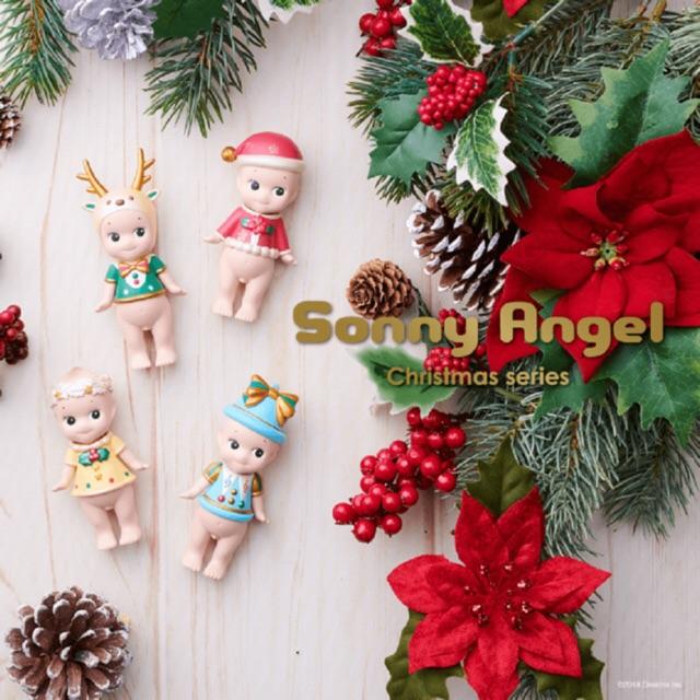 Sonny angel Christmas 2018 | Shopee