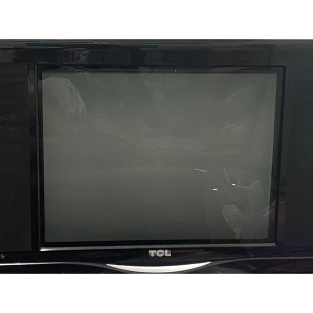 ทีวี TCL #สินค้ามือสอง ขายด่วนมี1เครื่องเท่านั้น