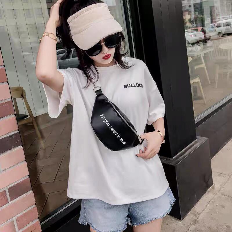 【พร้อมส่ง】?SALE ?miss bag fashion กระเป๋าคาดอกและเอว รุ่น Tielianyaobao--Y150