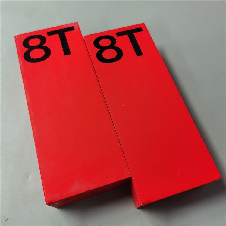 ❐OnePlus 8T 5g โทรศัพท์มือถือ Snapdragon 865 หน้าจอตรง 1+8t 120HZ กล้องเกมสมาร์ทโฟน