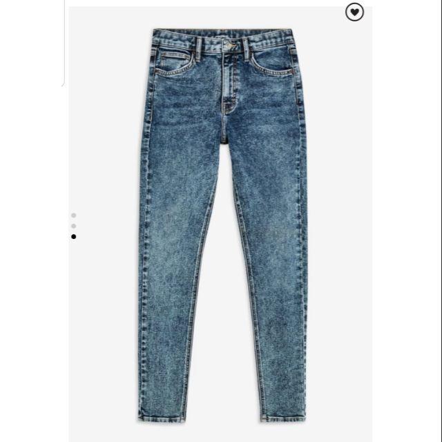 กางเกงยีนส์ topshop jamie