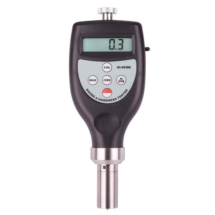 ZOEYEC HT-6510A shore durometer ทดสอบแรงแข็งสําหรับยางนุ่มและหนัง pvc