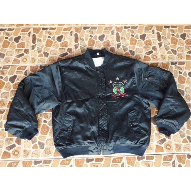 เสื้อ Jacket  Flight  (บอมเบอร์)