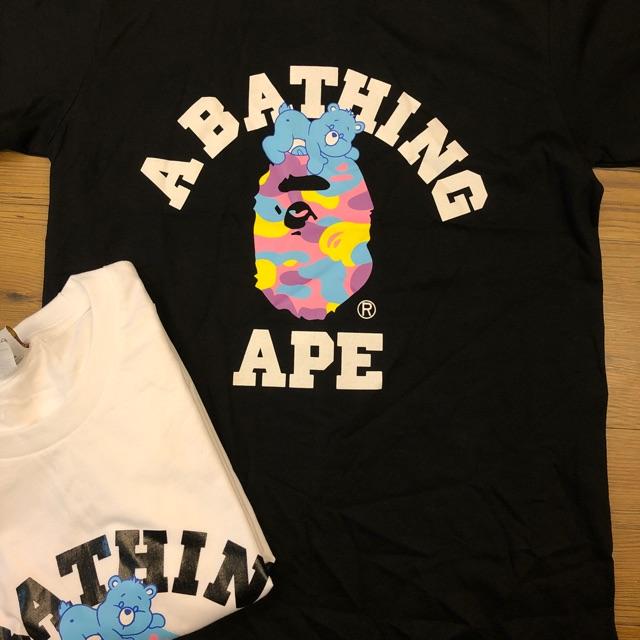 เสื้อยืด Bape X Care Bears พร้อมส่ง