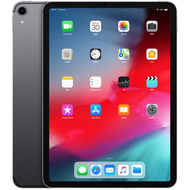 iPad Pro 11 นิ้ว Wifi - 64GB - Space Grey + Apple Pencil 2