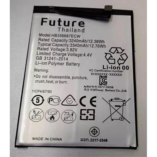 🧸﹉แบตเตอรี่ Huawei Nova2i / Nova3i / P30 lite / Honor7x งาน Future พร้อมชุดไขควง แบตNova2i แบตNova3i แบตP30lite