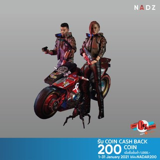 [Pre-Order] Pure Arts : Cyberpunk 2077 Pure Arts Ultimate bundle Figure 1:6 scale