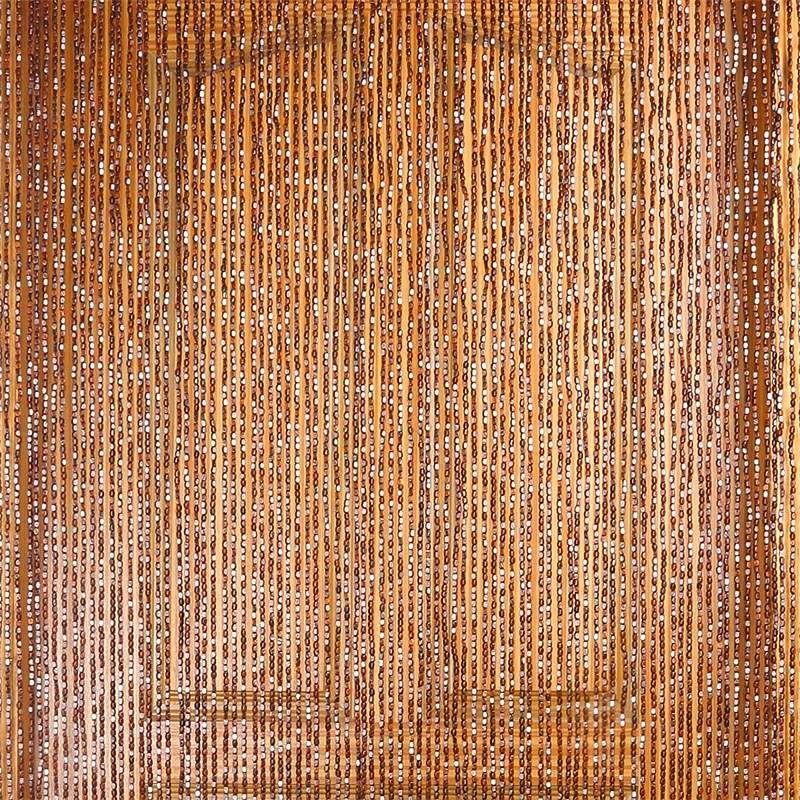 ลูกปัดไม้ผ้าม่านห้องนั่งเล่นห้องนอนม่านสำเร็จรูปFeng Shuiม่านห้องน้ำม่านตกแต่งม่าน