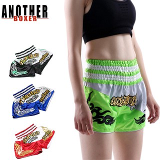 Review anotherboxer กางเกงมวยไทย mma