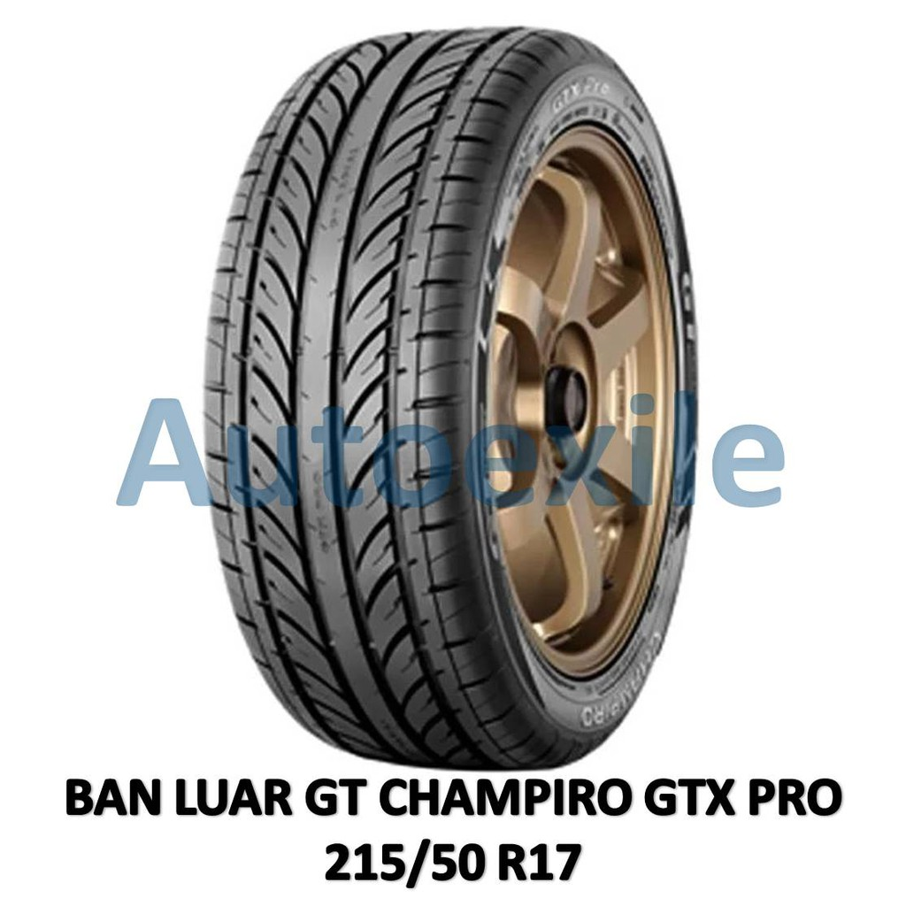 Gt 215 / 50 R17 Champiro Gtx Pro ล้อยางรถยนต์
