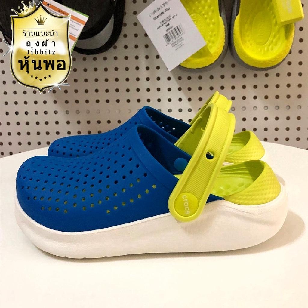 🔥Crocs LiteRideรองเท้าชายหาดClog แท้ หิ้วนอก ถูกกว่าshop