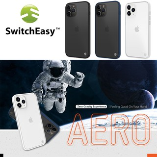 Review Switch Easy Aero For iPhone 12 Pro MAX / 12 Pro / 12 / 12 mini / 11 Pro MAX / 11 Pro / 11 เคสกันกระแทกขอบสี หลังแบบด้าน